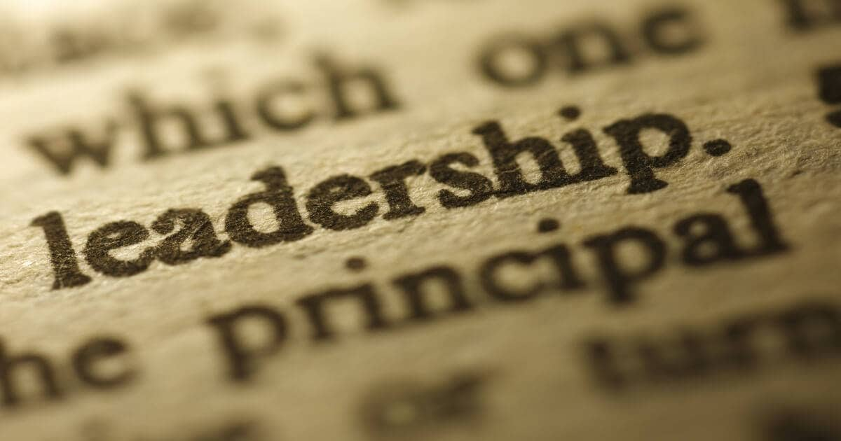 12 Life Defining Leadership Lessons